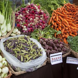 Farmer's Markets, Vegetables